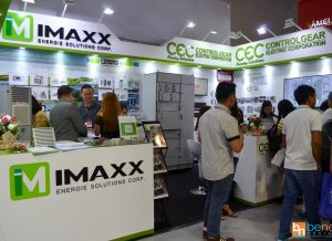 Imaxx Exhibit Booth